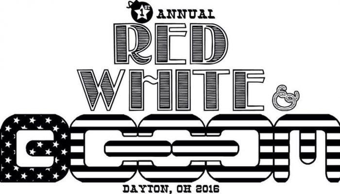 2016 Red, White & Booom | Round 1 (Front 9) Brathwaite, McDonald, Brown …