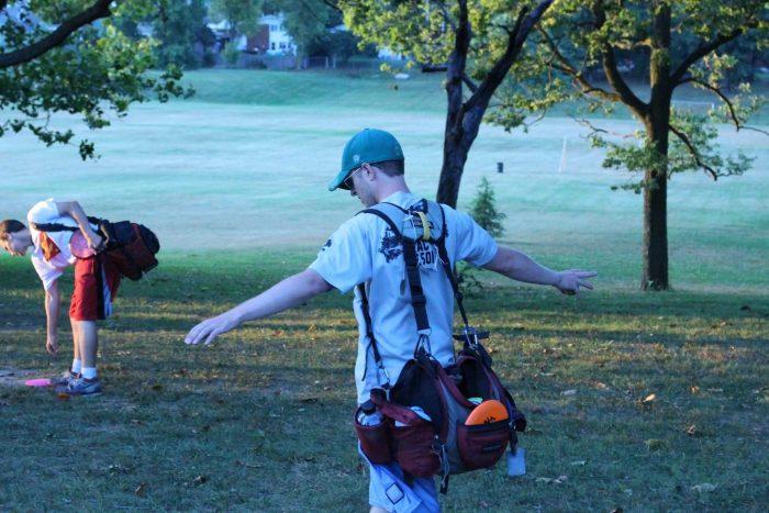 Zacchaeus Nash #22501 Decribes BELMONT PARK