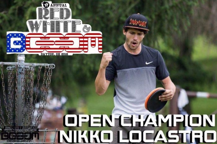 FINAL ROUND AT RED WHITE AND BOOOM…