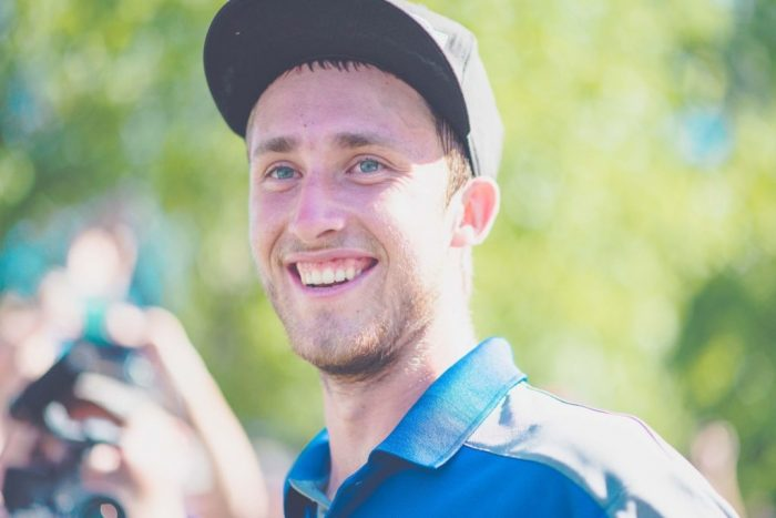 Wysocki Dethrones McBeth To Claim First PDGA World Championship