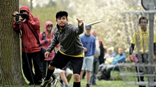 """The astonishing rise of Devan Owens, and the """"secret sauce"""" of Tulsa disc golf"""
