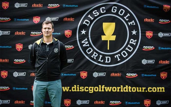 Premek and the state of disc golf in Czech Republic