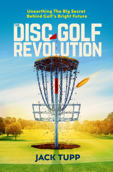 A breakthrough Disc Golf Book!