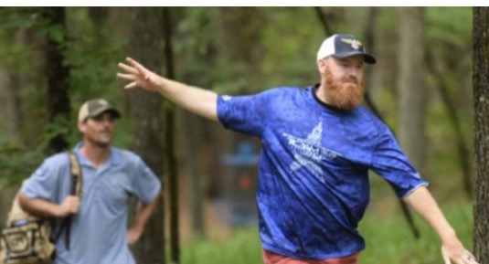 Harlem's Childs chasing the lead at PDGA World Championships