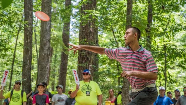 Wysocki Pulls Away, Leads Worlds By 8 With 18 To Play
