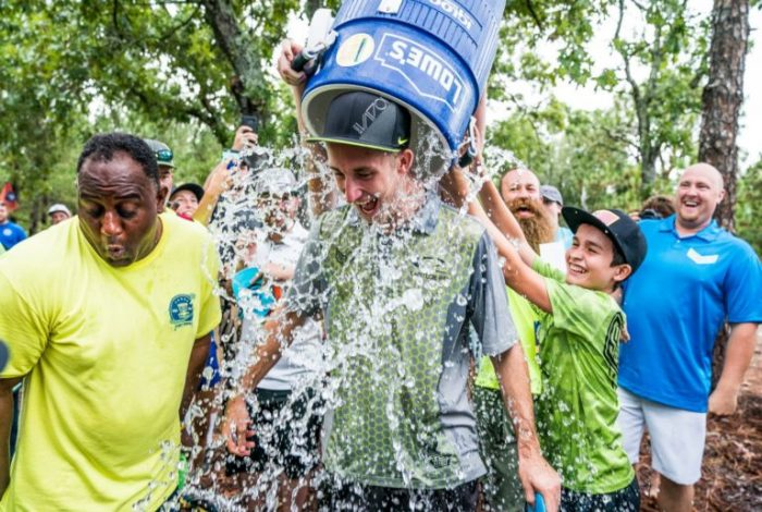 Wysocki Dominates After Delay For Repeat PDGA World Championship
