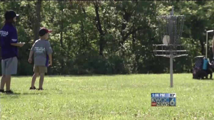 The Amateur and Junior Disc Golf World Championships comes to the QC