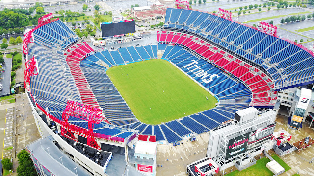Highlights From The Disc Golf Experience At Nissan Stadium – Were You There?