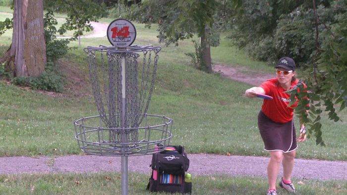 St. Joseph disc golfer wins World Championship