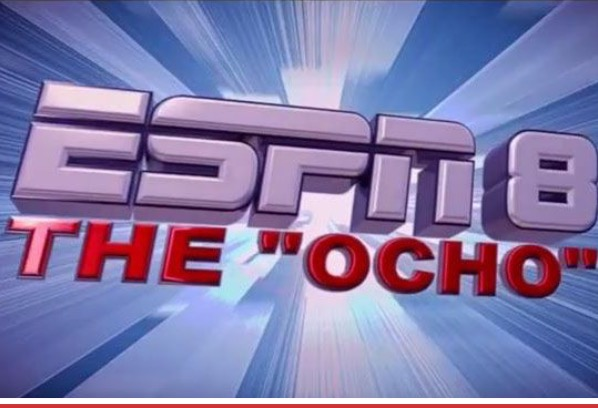 Bold strategy, Cotton: ESPNU will become ESPN8: 'The Ocho' for one day