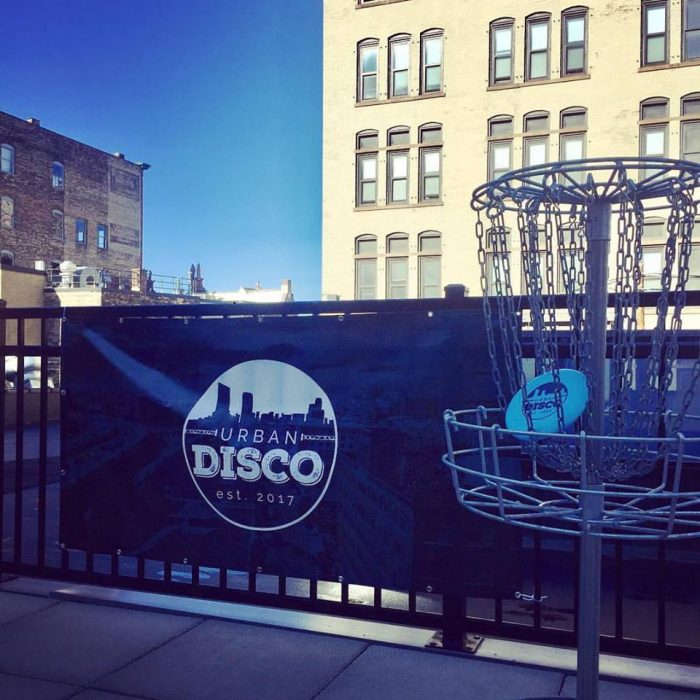 A GREAT IDEA: DISC DOWNTOWN