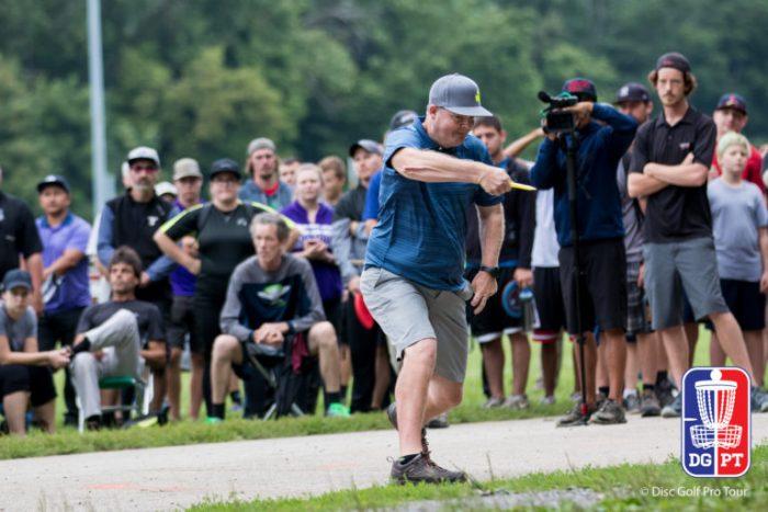 Doss, Johansen Break Course Record For Green Mountain Championship Lead