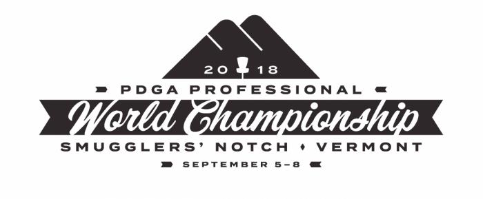 Smugglers' Notch Resort Hosts 2018 PDGA Professional Disc Golf World Championships