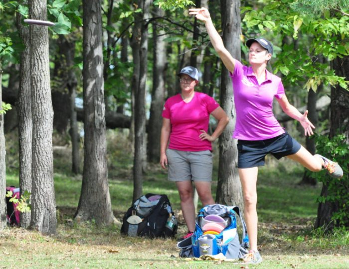 Tournament Throwback: 2015 U.S. Women's Disc Golf Championship