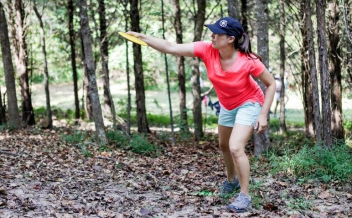 Fajkus Gives Herself A Birthday Gift, Ties Allen For Early USWDGC Lead
