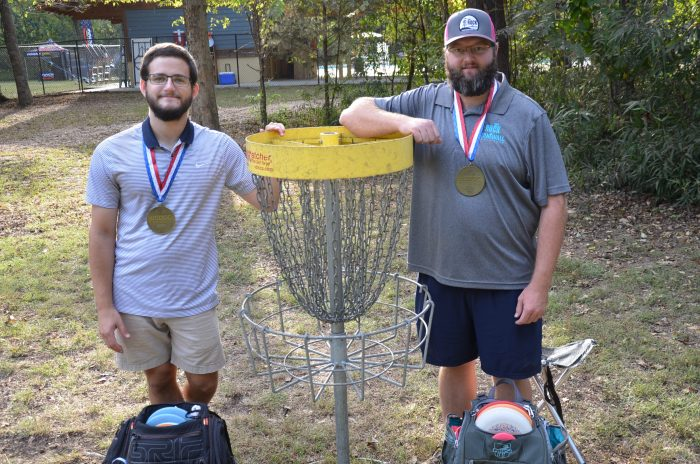 Hopkins / Shindledecker Finish the Job at USDGC Doubles