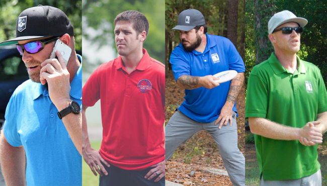 PDGA Rings In 2018 With Staff Changes, Additions