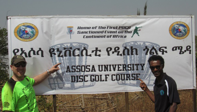 Ethiopian Open Marks Africa's First PDGA Tour Event