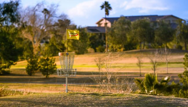 Las Vegas Disc Golf Club Lives Up to the 'Challenge'