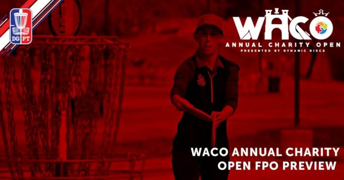 WACO 2018 FPO Preview: Who Can Stop Paige Pierce?
