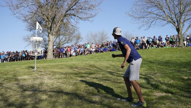 McMahon Comes Full Circle To Win Glass Blown Open
