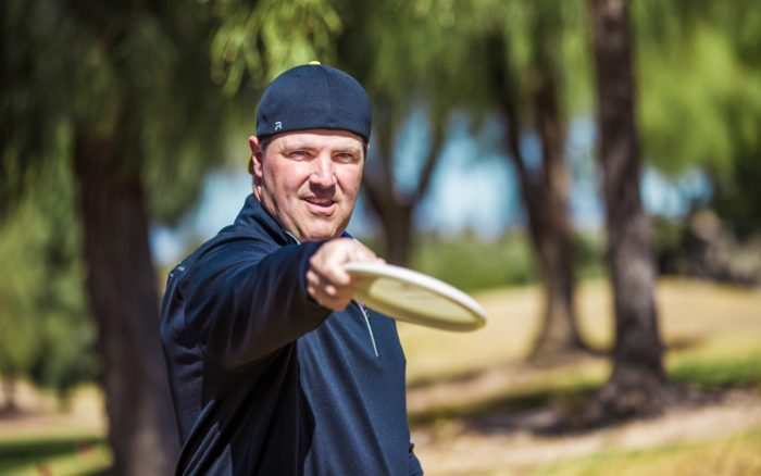 Bob Kulchuk: Disc Golf on All Fronts