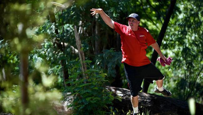 Fearless Anthon Finds Masters Cup Lead
