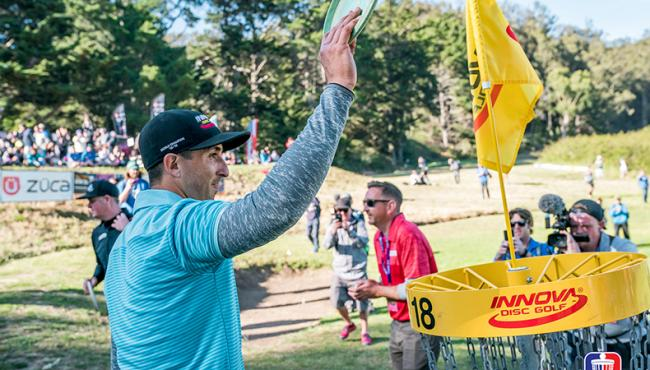 Clutch Eagle Leads McBeth To Inaugural San Francisco Open Title