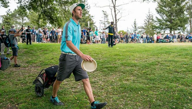 Wysocki Wins Another Masters Cup Roller Coaster Ride