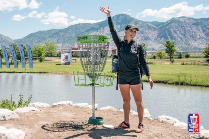 Catrina Allen's Wire-To-Wire Utah Open Win