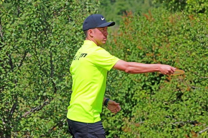 Ulibarri Wins As Underdogs Show Well At Alutaguse Open