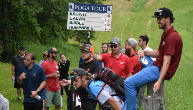USADGC's Second Round Sees Extreme Rankings Shuffle