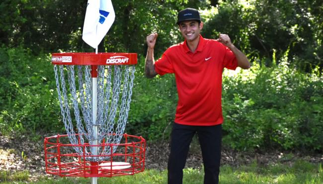 Clint Calvin Takes USADGC Title Home to Cali