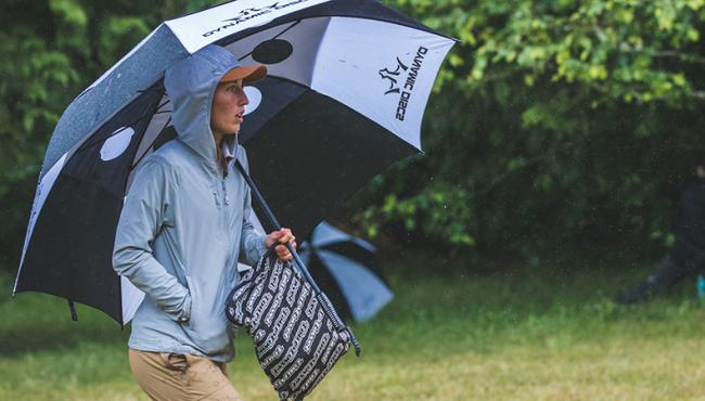 After Rainy Round, Pierce Gets A Grip On BSF Lead