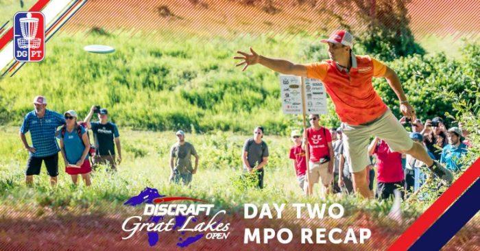 DGLO Day Two MPO Recap: McBeast tames the Toboggan