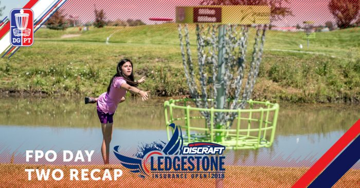 2018 Ledgestone Insurance Open: Players Jockey for Position During Round Two