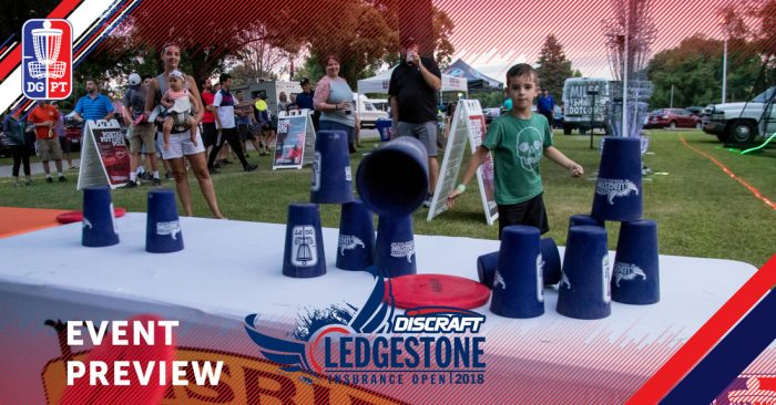 2018 Ledgestone Insurance Open: Disc Golf's Richest Payout Embodies Festival Atmosphere