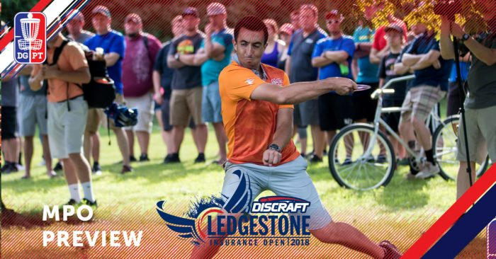 2018 Ledgestone Insurance Open: MPO Preview – Clash of Champions