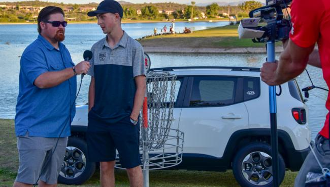 Schultz Wins 2018 NGT Championship and Jeep Renegade